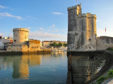 entrée marine de La Rochelle