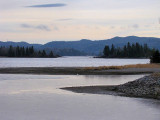 Le lac Kénogami