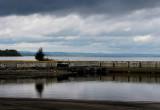 le port ensablé, Lac St-Jean