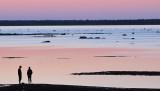 L'Ile Saint-Barnabé en rose