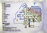 Plan de l'Hôtel de Glace