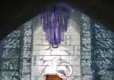le lustre violet