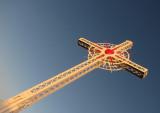 Chicoutimi Nord, la croix de Sainte-Anne