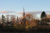 L'église de Cap Rouge