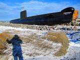 salutations au sous-marin