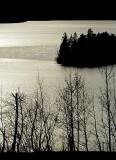 L'ile du Saguenay