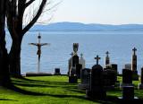 le cimetière du bord du fleuve, Notre-Dame-du-Portage