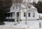 Une maison à Métis