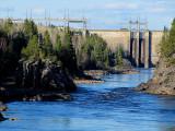 Barrage à Sainte-Monique