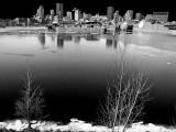 Port de Montréal,   mars 2010