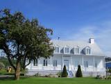 Maison centenaire à Saint-André,  Kamouraska