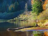 l'automne dans la vallée