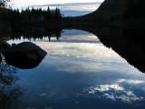 miroir du lac