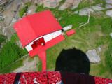 le toit rouge