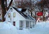 la petite maison blanche