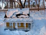 la petite maison ocre