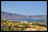 View of Elounda Bay