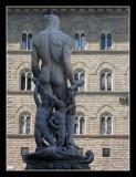 Piazza della Signoria - Neptune