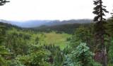 Snowgrass Flat Panorama