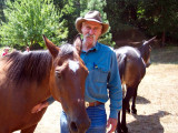 Bill Roberts - Cowboy Poet and Local Legend