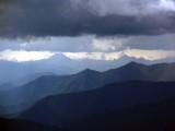 Preston Peak and Devils Ridgeline