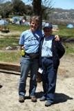 Carolyn Burkhart and Teddi Boston - PCT1976 Thruhikers