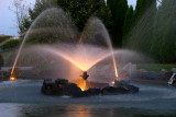 Beckwith Fountain CU