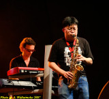 Curtis King Band at JakJazz 2007