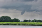 Flevopolder, Windhoos, 12 augustus 2006, 11:24 UT