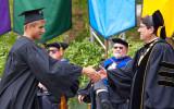 Graduation Day at Vanderbilt University May 12, 2010