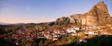 The Village of Kastraki close by Meteora, Greece