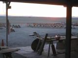 sunrise at depot