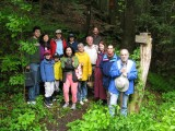 2009 Mushroom walks, forays and events