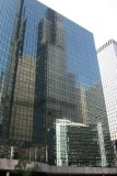 Building Reflecting Sears Tower