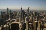 View South from Hancock Center