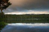 Lake Takhlakh and Mt Adams