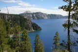 Crater Lake (North side)