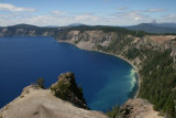 Crater Lake (Northeast side)