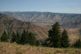 Hell's Canyon (from overlook)