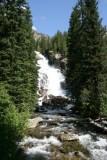 Hidden Falls, Grand Teton