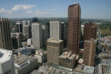Downtown Calgary from tower