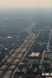 Eisenhower Highway from Sears Tower