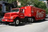 Coca Cola Truck, Chicago
