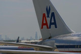 American Airlines and Sears Tower beyond