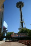 Under the Space Needle, Seattle