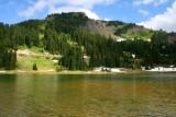 Tipsoo Lake, Mt Rainier NP