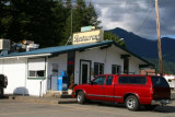 Tall Timber Diner in Randle