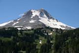 Mt Hood ski area