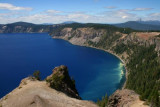 Crater Lake east