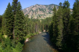 Payette River near Sawtooth